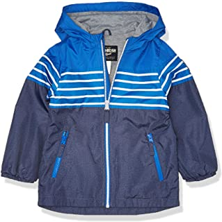 Osh Kosh Boys` Little Jersey-Lined Lightweight Jacket