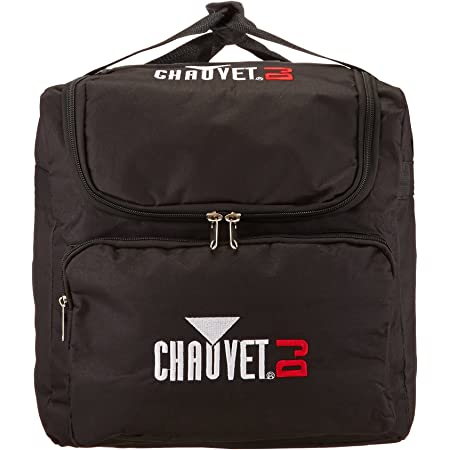 CHAUVET DJ CHS-40 VIP Travel/Gear Bag for DJ Lights, Cables, Clamps and Accessories