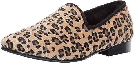 STACY ADAMS Men's Sultan Leopard Slip-on Loafer