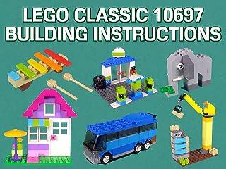 LEGO Classic 10697 Building Instructions