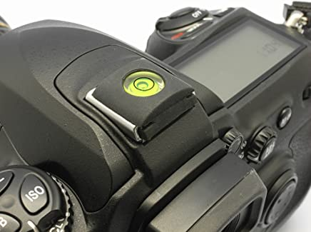 for Pentax K20D K-01 K-30 Pack of 2 Photo Plus Bulls Eye Spirit Level
