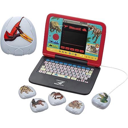 【メーカー特典あり】マウスでバトル!! 恐竜図鑑パソコン プテラノドンのマウスカバー付き