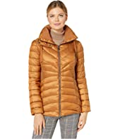 EcoPlume Lust Fabric Fitted Packable Jacket