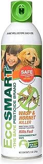EcoSMART Wasp & Hornet Killer, 9 oz. Aerosol Spray Can