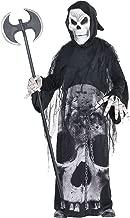 amscan Chained Phantom - Large (12-14) Black