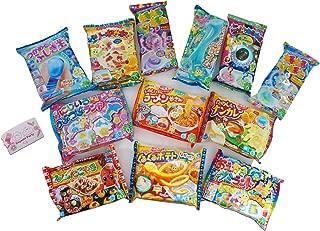 Assorted 5 bags Kracie Poppin' Cookin' DIY Gummy Candy Making Kit Takoyaki, Nerune, Ramen, Tsubupyon
