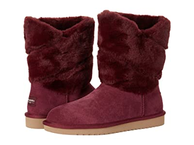 Koolaburra by UGG Dezi Short (Zinfandel) Women