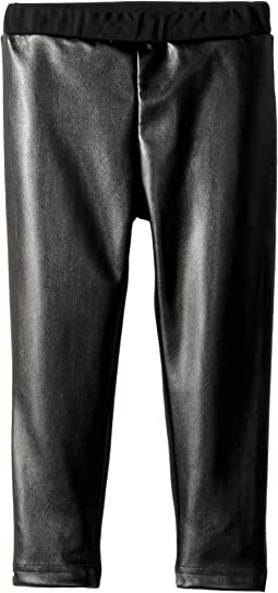 Polo Ralph Lauren Kids - Faux-Leather Stretch Leggings (Toddler)