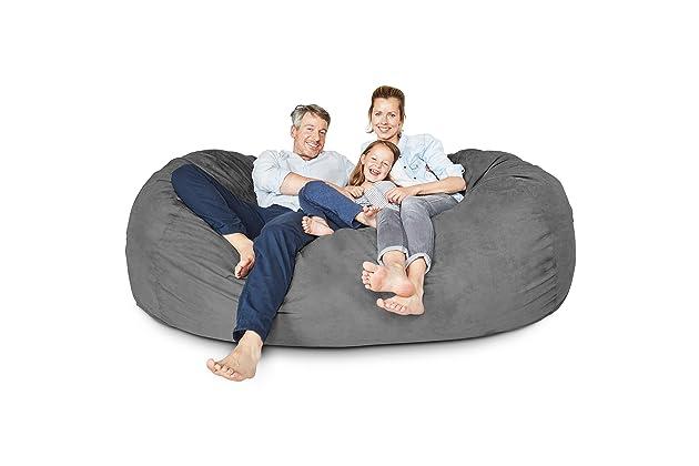 Prime Best Bean Bag Sofas For Adults Amazon Com Machost Co Dining Chair Design Ideas Machostcouk