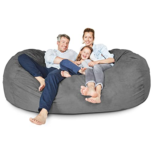 Giant Bean Bag Couch Amazon Com