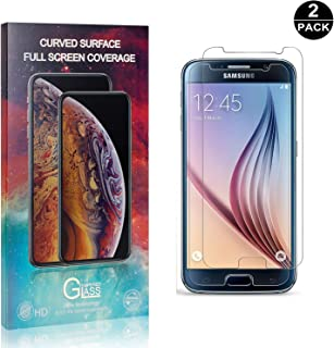 2 Pack Galaxy Note 4 Screen Protector Anti-Shatter Film UNEXTATI 9H Tempered Shatterproof Glass Screen Protector for Samsung Galaxy Note 4