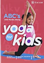 Yoga For Kids: ABC's
