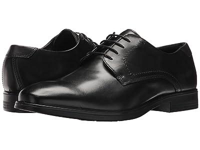 ECCO Melbourne Tie (Black/Magnet) Men