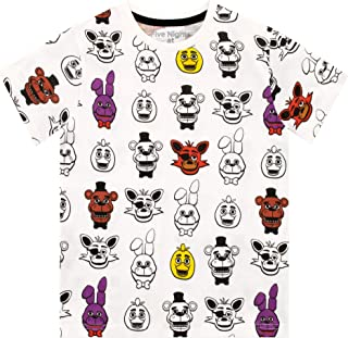 Five Nights at Freddy's Jongens Five Nights at Freddy's T-Shirt