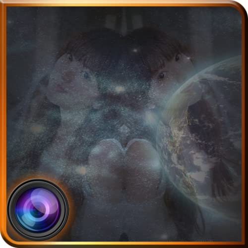 Earth Photo Mirror Effects