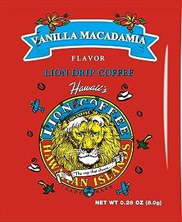 ライオンドリップコーヒーバニラマカダミア 8g×10袋