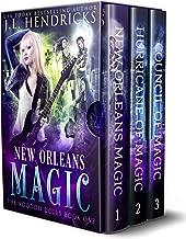 The Voodoo Dolls Boxed Set (Books 0-3): An Urban Fantasy Adventure