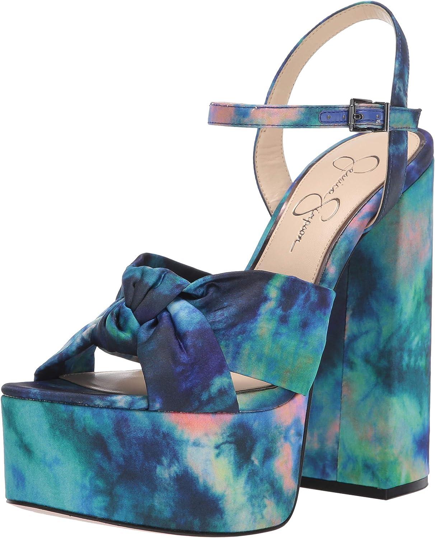 Jessica Simpson Women's Alesta Heeled Sandal