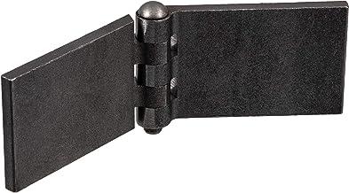 Gedotec Deurscharnier voor lasband voor metalen deuren | zware belasting scharnier voor tuinpoort en machines | lasscharni...