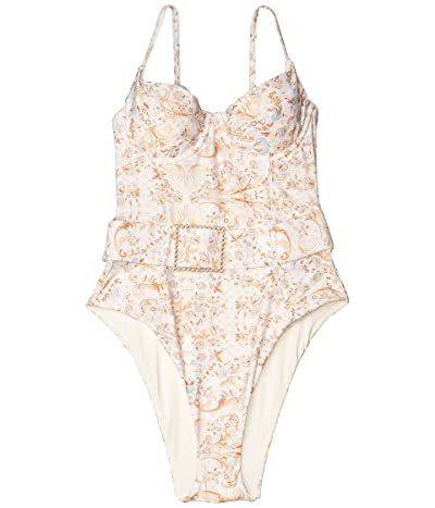 We Wore What Danielle One-Piece (Cream) Women