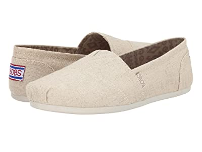 BOBS from SKECHERS Bobs Plush-Best Wishes (Natural) Women