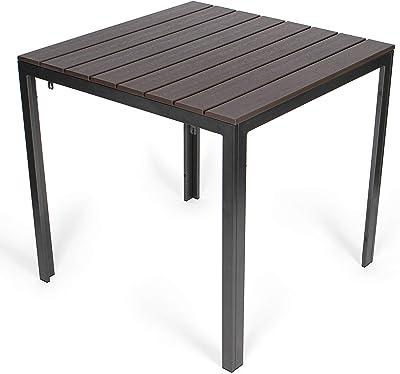 Keter - Mesa extensible de comedor exterior Harmony, Color ...