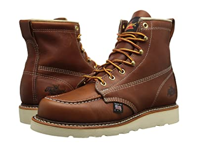 Thorogood 6 Soft Moc Toe (Tobacco) Men