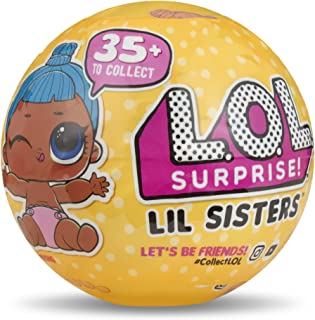 L.O.L. Surprise! 550709 Lil Sisters Series 3 Collectible Dolls
