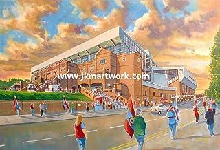 Villa Park del estadio