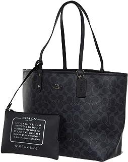 Coach Reversible City Large Tote Bag Handbag