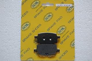 FRONT BRAKE PADS for YAMAHA Zuma 50, 2002-2011 YW50 Zuma50 BWs50 BW's50 (LD224)