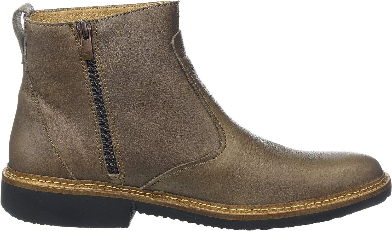 El Naturalista Mens Ankle Classic Boots