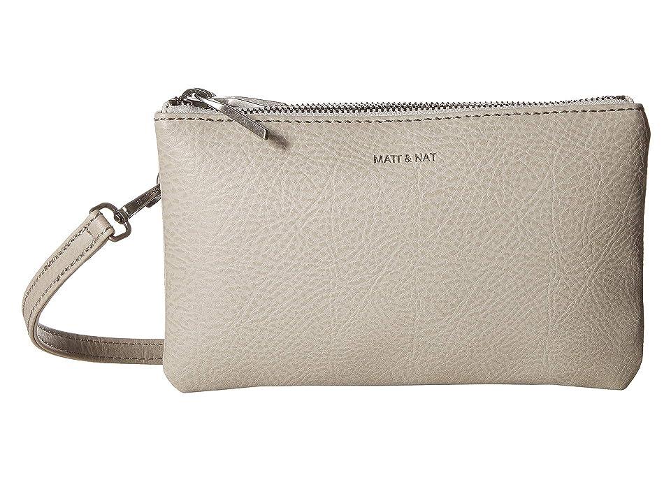 Matt & Nat Dwell Triplet (Cement) Handbags