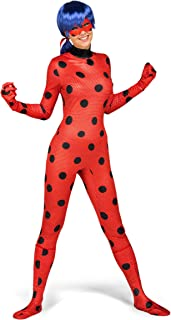 My Other Me Me-231163 Miraculous Disfraz Ladybug Adulto, M-L (Viving Costumes 231163)