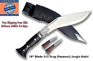Authentic Gurkha Kukri Knife - 10
