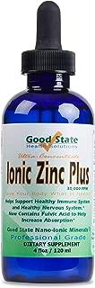 zinc plus juice