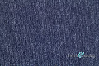 "58/"" Denim Blue 100/% Cotton Heavy Woven Fabric By the Yard"