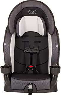 Evenflo 30712344C Chase Plus 2-In-1 Booster Car Seat (Huron)