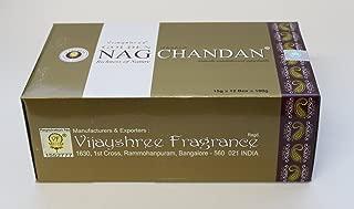 incienso de sándalo, 12 cajas Golden Nag Chandan,180 varillas el pack
