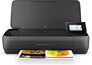 HP OfficeJet 250 All-in-One Portable Printer with Wireless & Mobile Printing..