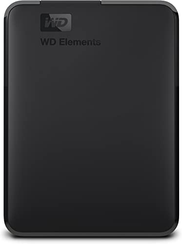 Western Digital Elements 1.5 TB Portable External Hard Drive (Black) product image