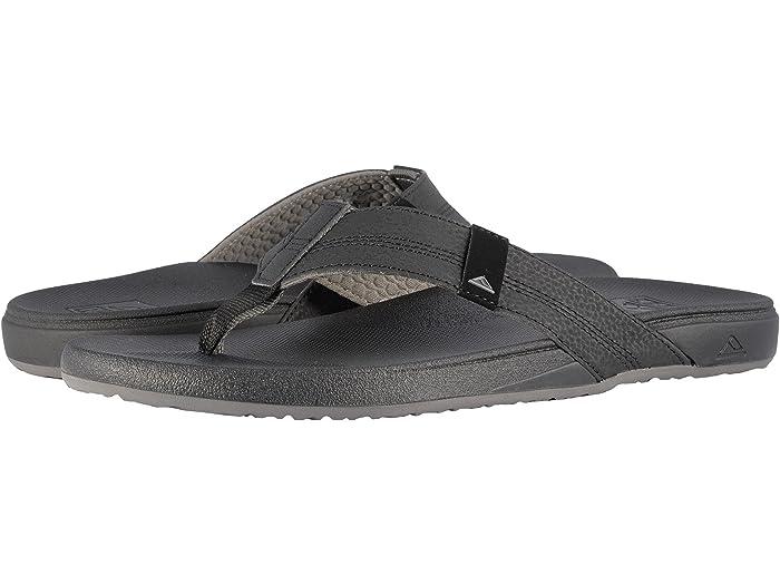 Reef Phantom Sandals Grey//Black//Green Reef Men/'s Shoes