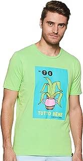 Scotch & Soda Men's Italian Text Art T-Shirt