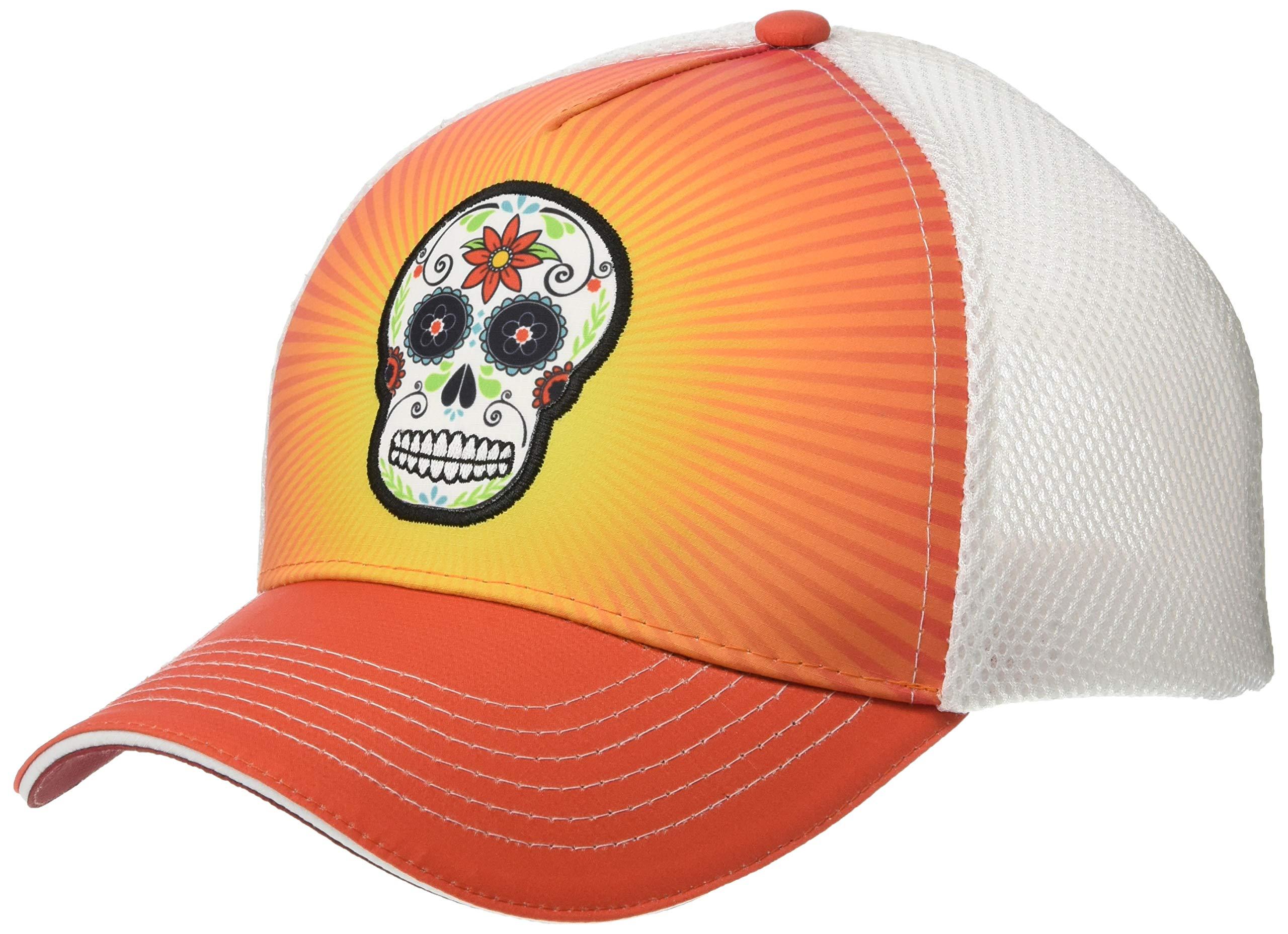 Headsweats Performance Trucker Hat - Sugar Skulls Collection- Buy Online in  Mongolia at mongolia.desertcart.com. ProductId : 161774427.