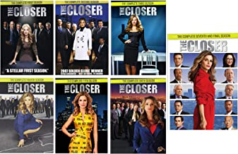 Best the closer dvd complete series Reviews