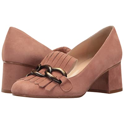 Summit by White Mountain Julia (Light Pink Suede) Women