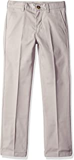 Dickies Kids Boys' Big Flexwaist Ultimate Flat Front Slim Fit Pant
