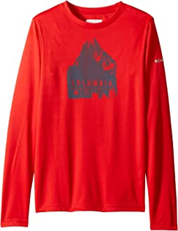 Trail Tearin™ Long Sleeve Shirt (Little Kids/Big Kids)