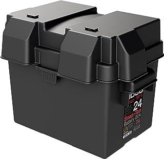 NOCO(ノコ)Snap-Top Battery Boxes(耐衝撃 耐UV 耐粉塵バッテリーボックス)対応バッテリーサイズ:M24[正規品] HM300BK