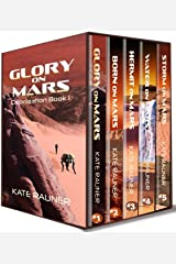 Colony on Mars - All 5 Books: Terrific Series Nails It For Realism Kindle Edition